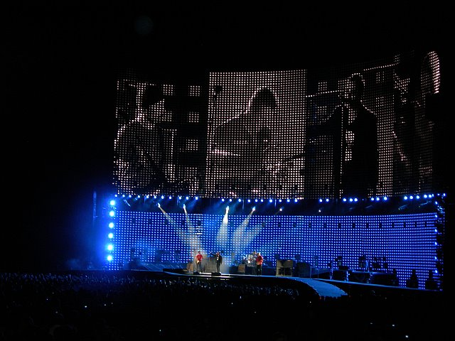 U2 at Aloha Stadium