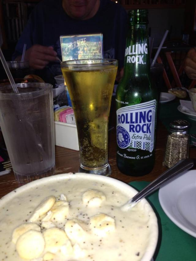 cape neddick chowder