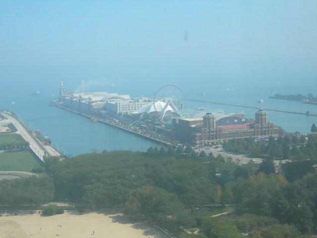 W lakeshore view