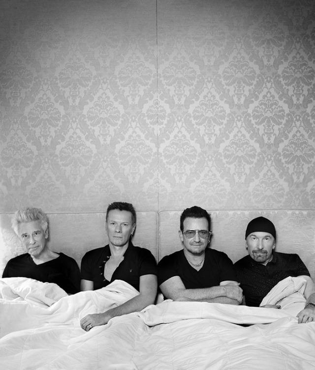 U2 Bedshot!