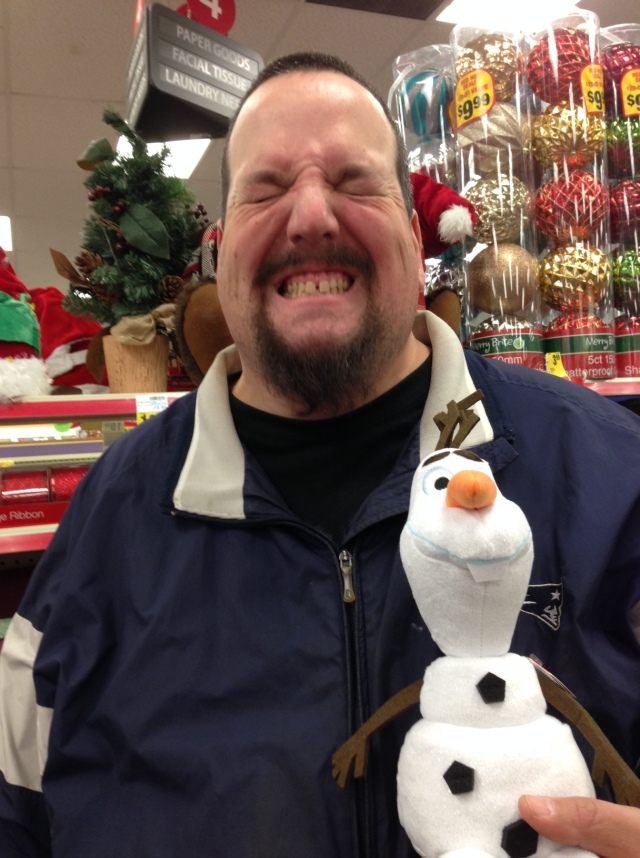 joe and olaf