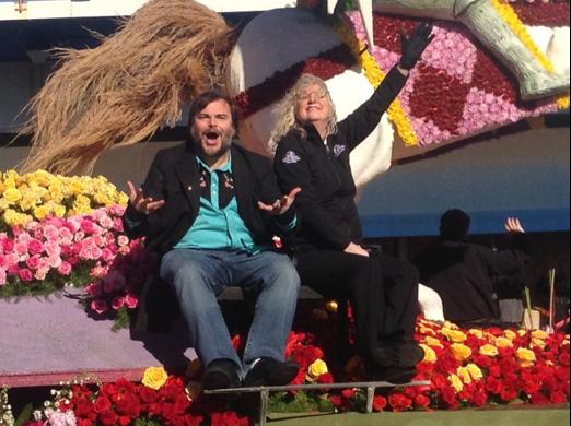 jack black rose parade 2015