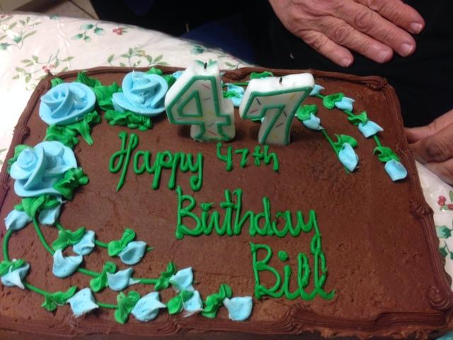 BG BD Cake
