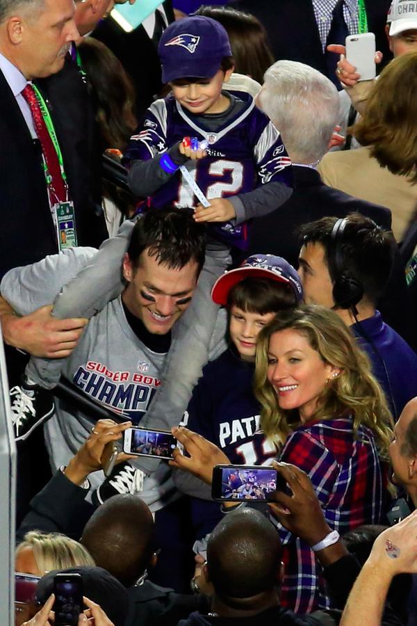The Brady's Celebrate