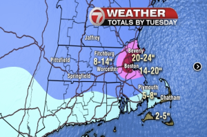 snow by tuesday