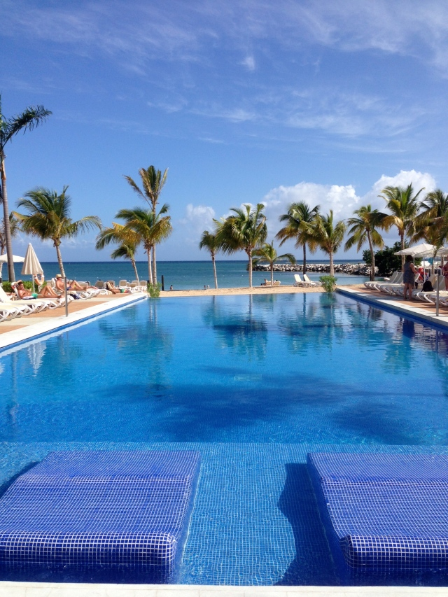 infinity pool montego bay
