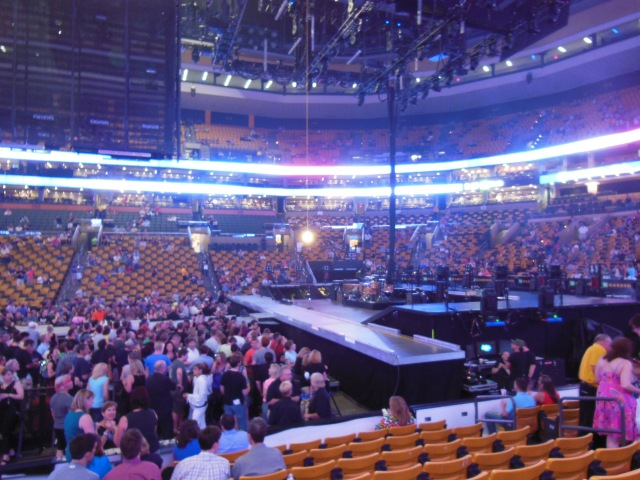u2 main stage