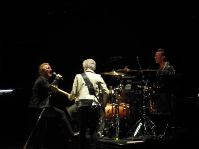 Bono, Adam, Larry