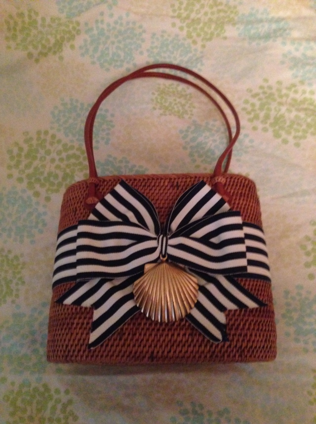 Scallop Shell Bag