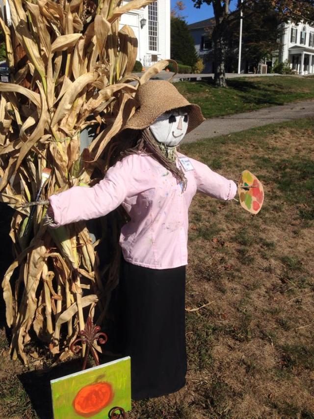 scarecrow artist