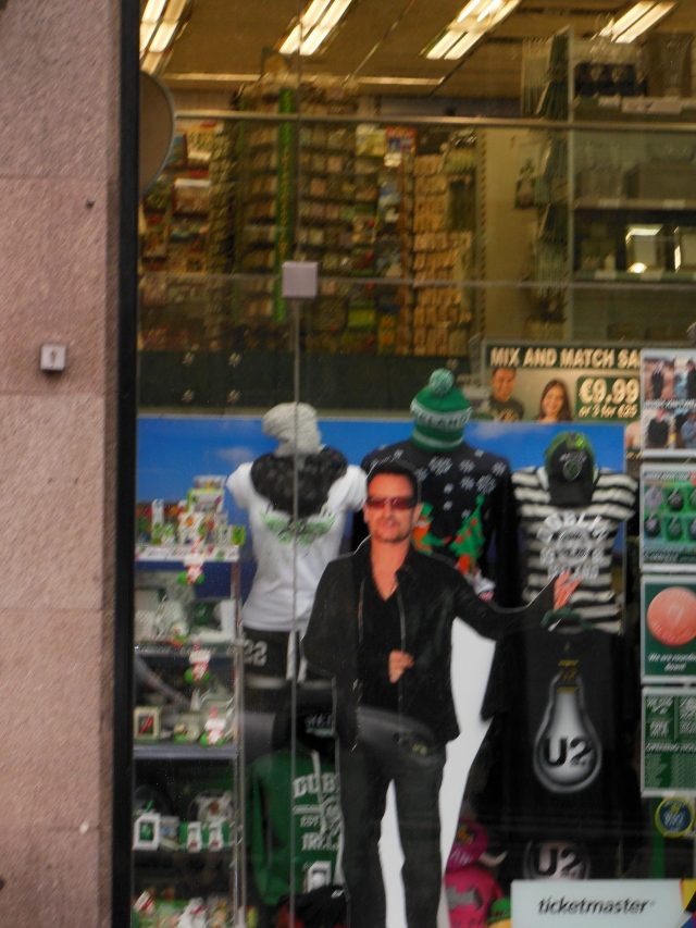Bono windowfront