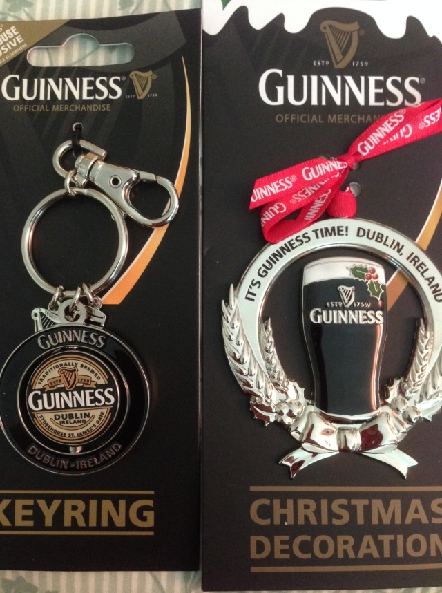 guinness goodies