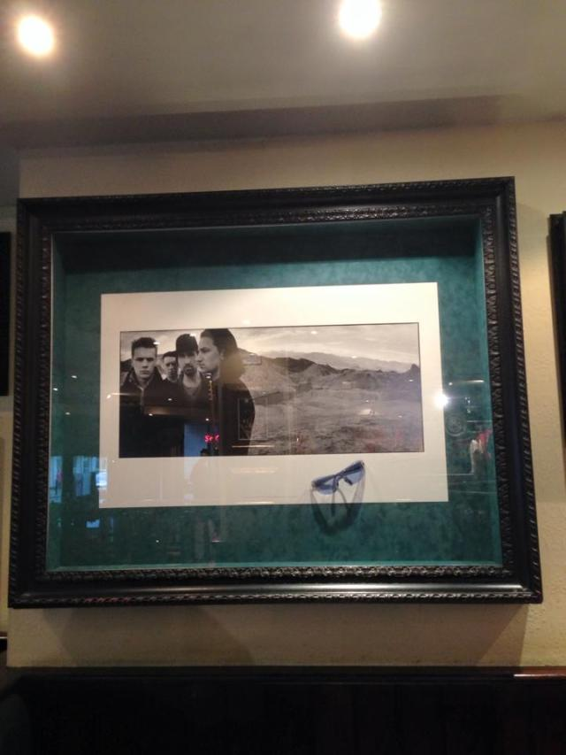 Hard Rock Cafe Dublin Joshua Tree