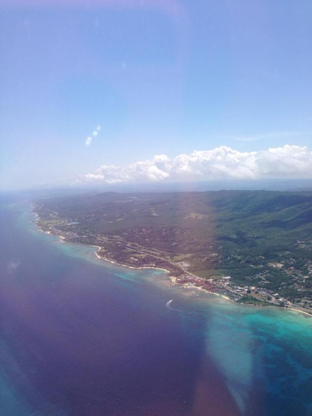 flying out of montego bay