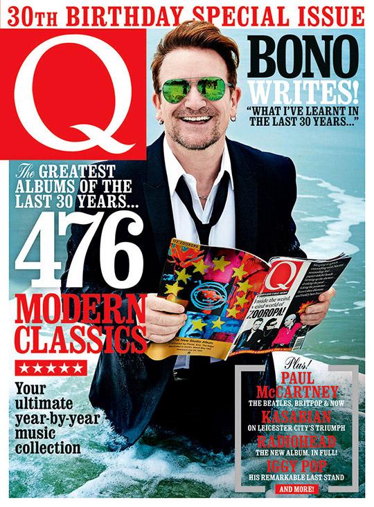 Bono Q Magazine
