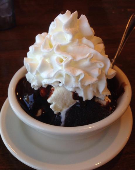 whoopee pie sundae