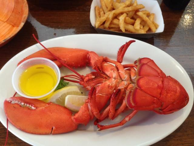 keg lobster