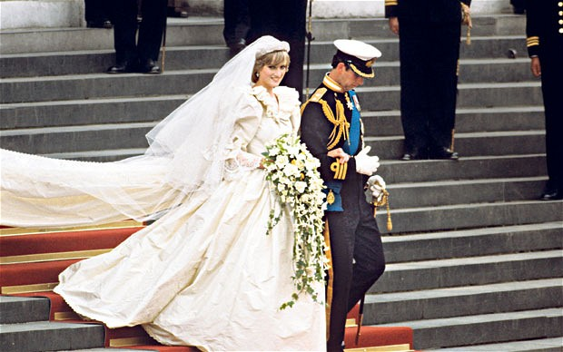 diana and charles 1981