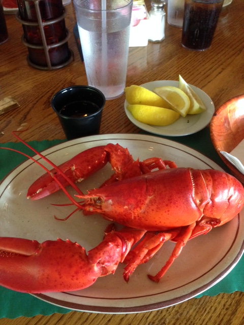 sunday 6/19 cnlp lobster