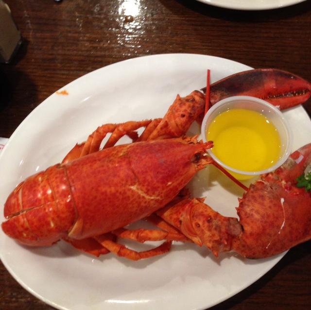 keg lobster tuesday