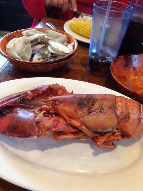keg lobster wednesday