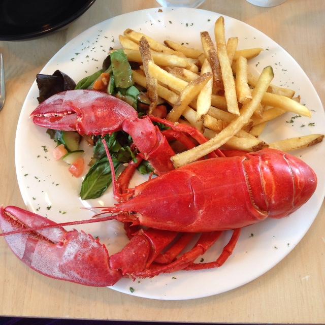 keg sns lobster