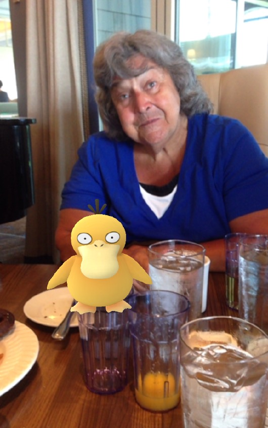 Mom pokemon