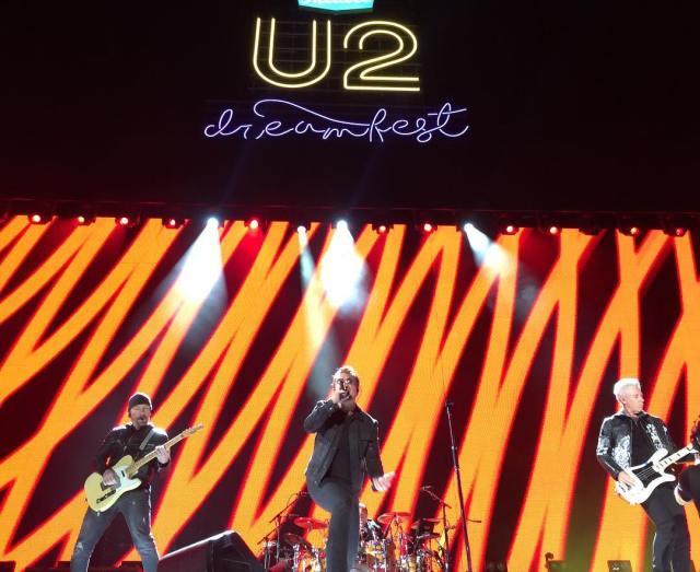 u2 dreamfest