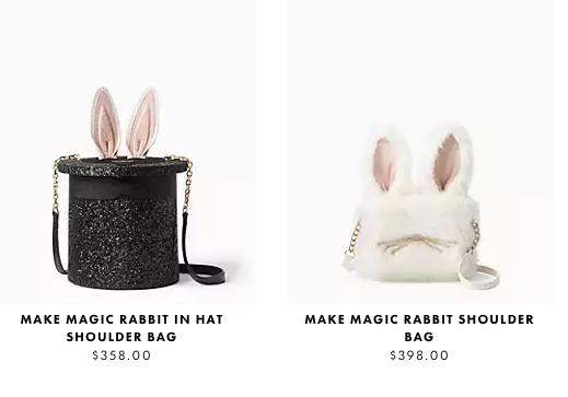 ks bunny bags