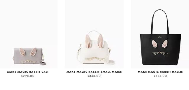 ks rabbit bags