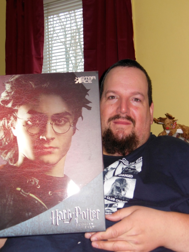 joe with harry potter