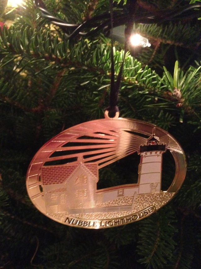 new nubble light ornament