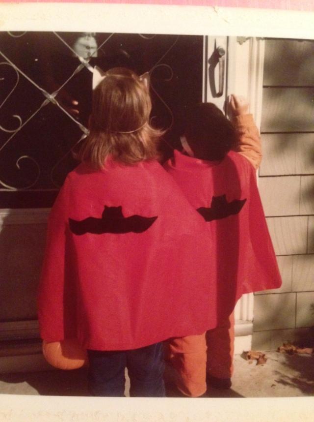 keg and bg halloween